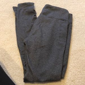 American Giant Charcoal Aspen Pant 6